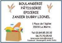 Boulangerie janier dubry