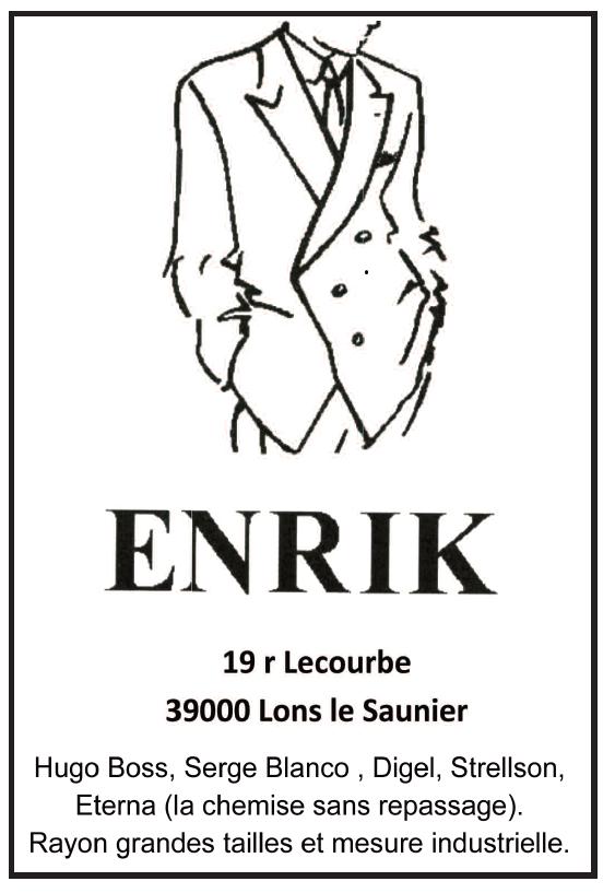 Enrik seul logo