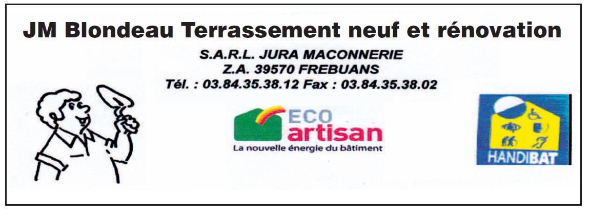 Jura maconnerie logo