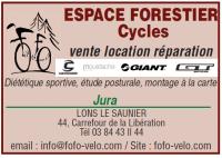 Magasin de sport forestier